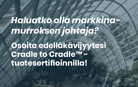 Ethican Cradle to Cradle -esitteet
