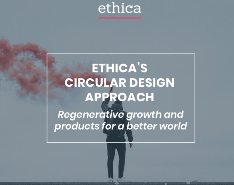 Ethican kiertotalouden mukainen tuote -ja palvelukehitys