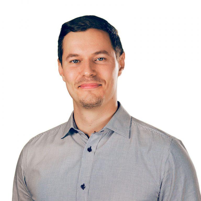 Ville Grönlund on uusi Ethicalainen