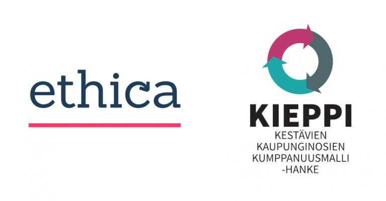 KIEPPI-hanke – Katu- ja maarakentamisen kiertotalouden ekosysteemikuvaus Tampereen kaupungille